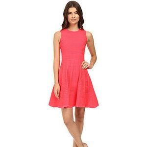 Ted Baker Nadyne Ottoman Ribbed Dress 0